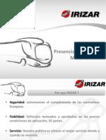 Resumen Normativas Europeas IRIZAR para clientes 2012 .pptx