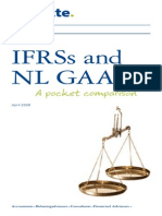 Ifrs vs Nl Gaap