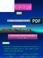 KULIAH ULCER (KBK) (bedah)