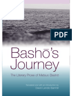 David Landis Barnhill,  Bashos Journey