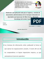 presentacionaplicacionweb