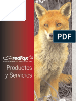 Catalogo Red Fox