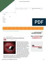 Review Full Spec Fujitsu Lifebook PH521