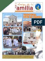 EL AMIGO DE LA FAMILIA domingo 23 febrero 2014.