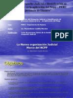 Maximiliano Castillo-Gestión del despacho judicial-Perú