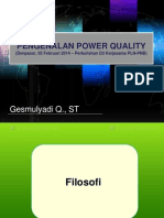 Pengenalan Power Quality