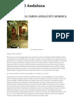 ARQUITECTURA TARDO-ANDALUSÍ Y MORISCA _ Identidad Andaluza
