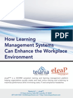 How Learning Management Systems Can Enhance Workplace Environment