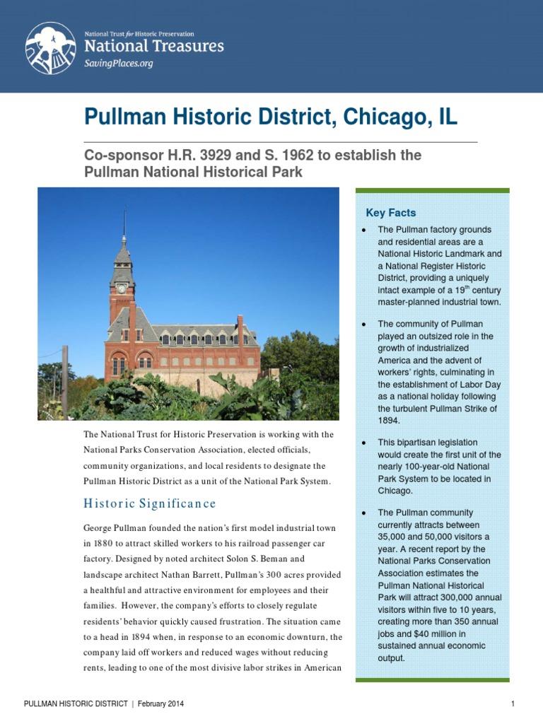 pullman strike significance