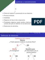 Ecuaciones Quimicas y Disoluciones