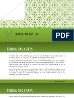 Teoria Do Design Aula 02 - [CORES]