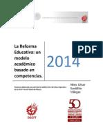 La Reforma Educativa _un modelo académico basado en competencias