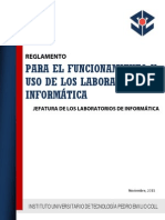 Reg Labinformatica