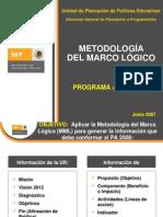 Presentacion_MarcoLogico