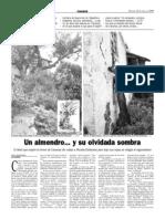 """Un Almendro y Su Olvidada Sombra 1/2 (""""El falso padre del nacionalismo canario"""")"""