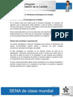 Actividad de Aprendizaje unidad 2 Planificación Estratégica de la Calidad(1)