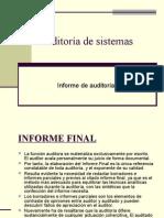 informefinaldelaauditoriadesistemas-101102125100-phpapp02