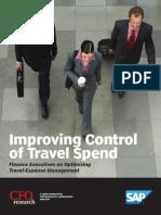 SAP CFO.com TravelExpenseResearchReport March2013