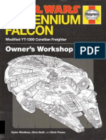 Star Wars Millennium Falcon Owners Manuel