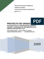Proyecto Software de Archivos