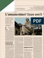 Il futuro delle humanities