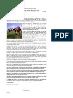 Vacas e Ovelhas Poluem Mais Que Os Carros