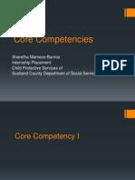 core competency i