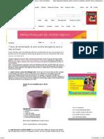 7 dicas de alimentação (e uma receita energética) para os dias do Enem - Guia do Estudante