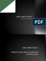 core competencies 5 somb