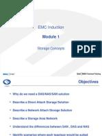 Module 1 Storage Concepts