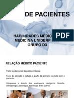 Tipos de Pacientes - Hm III
