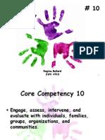 core competency 10