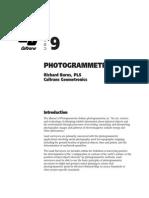Photogrammetry Caltrans
