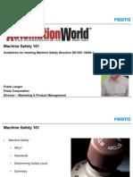 Festo - Machine Safety 101