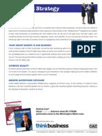Smart Business Ideas 2009 - Media Kit