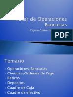 Taller de Operaciones Bancarias