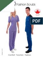PRO Fashion Scrubs - Spring 2014 Catalog
