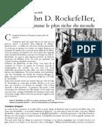 Decaux Alain - John D. Rockefeller, L'Homme Le Plus Riche Du Monde