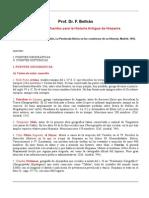 Beltran - Fuentes Para La Historia Antigua de Hispania