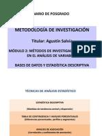 Diapositivas Esatadística Descriptiva