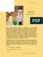 Génesis – Marco Denevi