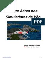 Exemplo de Vôo - Ponte Aerea RJ-SP