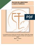 Eucaristia Nuevo Parroco Papayal