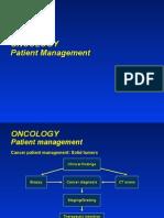Oncology Patient Management