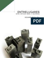 Entrelugares - Ricardo Maia
