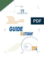 Guide_etudiant Souissi Rabat