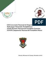 Convencion Nacional 2014