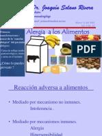 Alergia a Los Alimentos