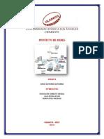 Tarea Grupal Proyecto Redes