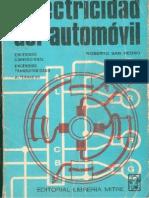 Electricidad Del Automotor(Roberto San Pedro)